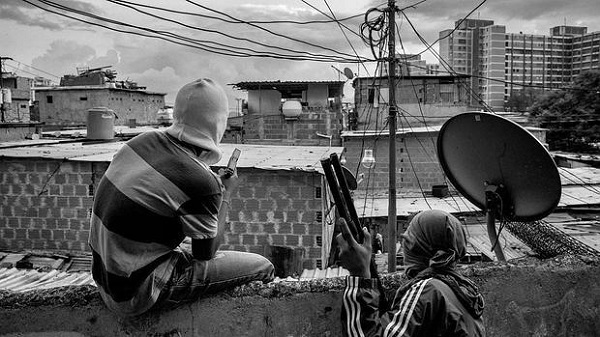 Venezuela, El País De La Violencia