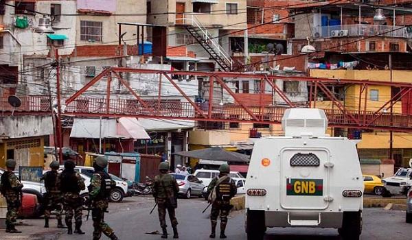 """Consolidación De Las """"megabandas"""" Amenaza La Gobernabilidad En Venezuela"""