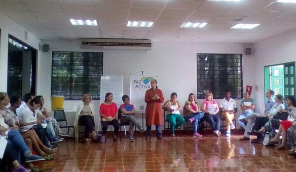 """Con éxito Se Realizó La 2ª Parte De La Formación En Las""""Escuelas Del Perdón Y Reconciliación"""""""