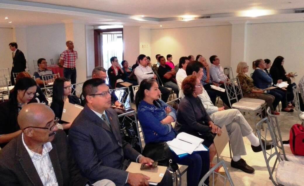 """Seminario """"Los Derechos Humanos En El Marco De La Justicia Transicional"""" /  Maracaibo, 8 De Junio De 2018"""