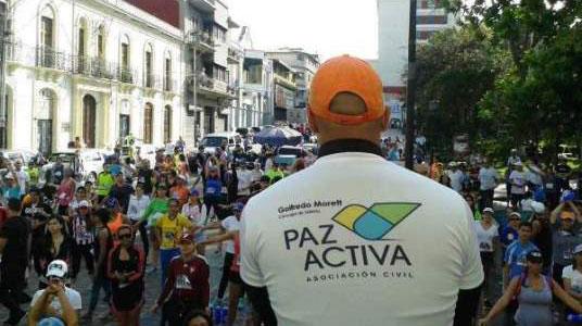 Foto 10 Mérida Carrera PAZ ACTIVA