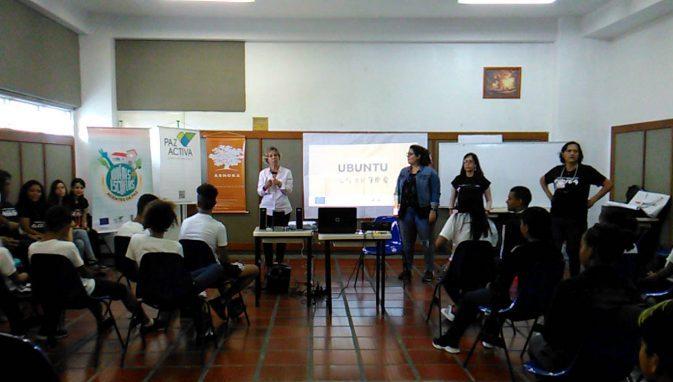 """Segundo Campamento Con Participantes De Proyecto """"Jóvenes Y Escuelas Agentes De Paz"""" Arrancó Con Mucho Entusiasmo"""