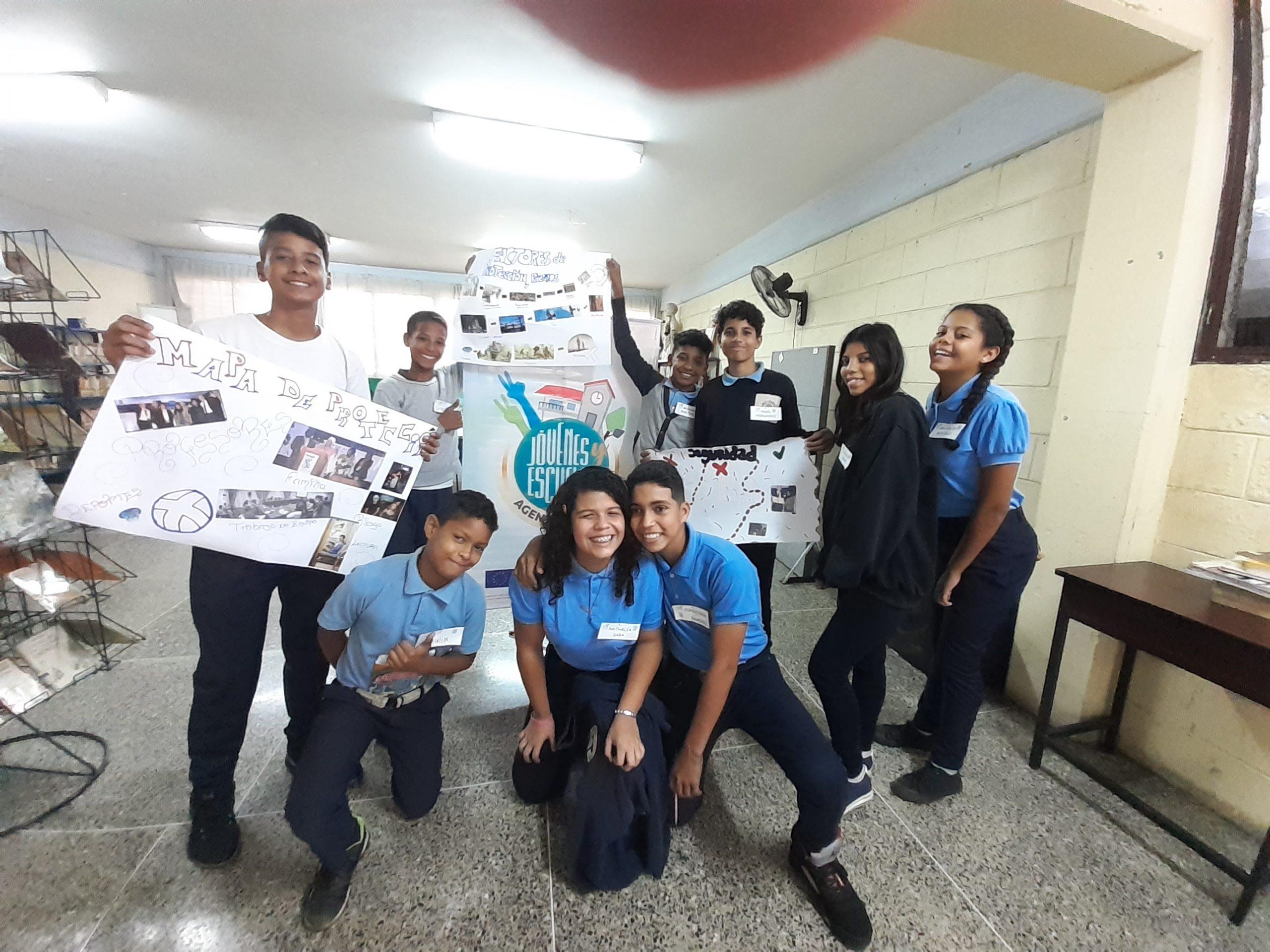 Jóvenes Adquirieron Herramientas Para Hacer  Frente A Los Riesgos Y Desafíos