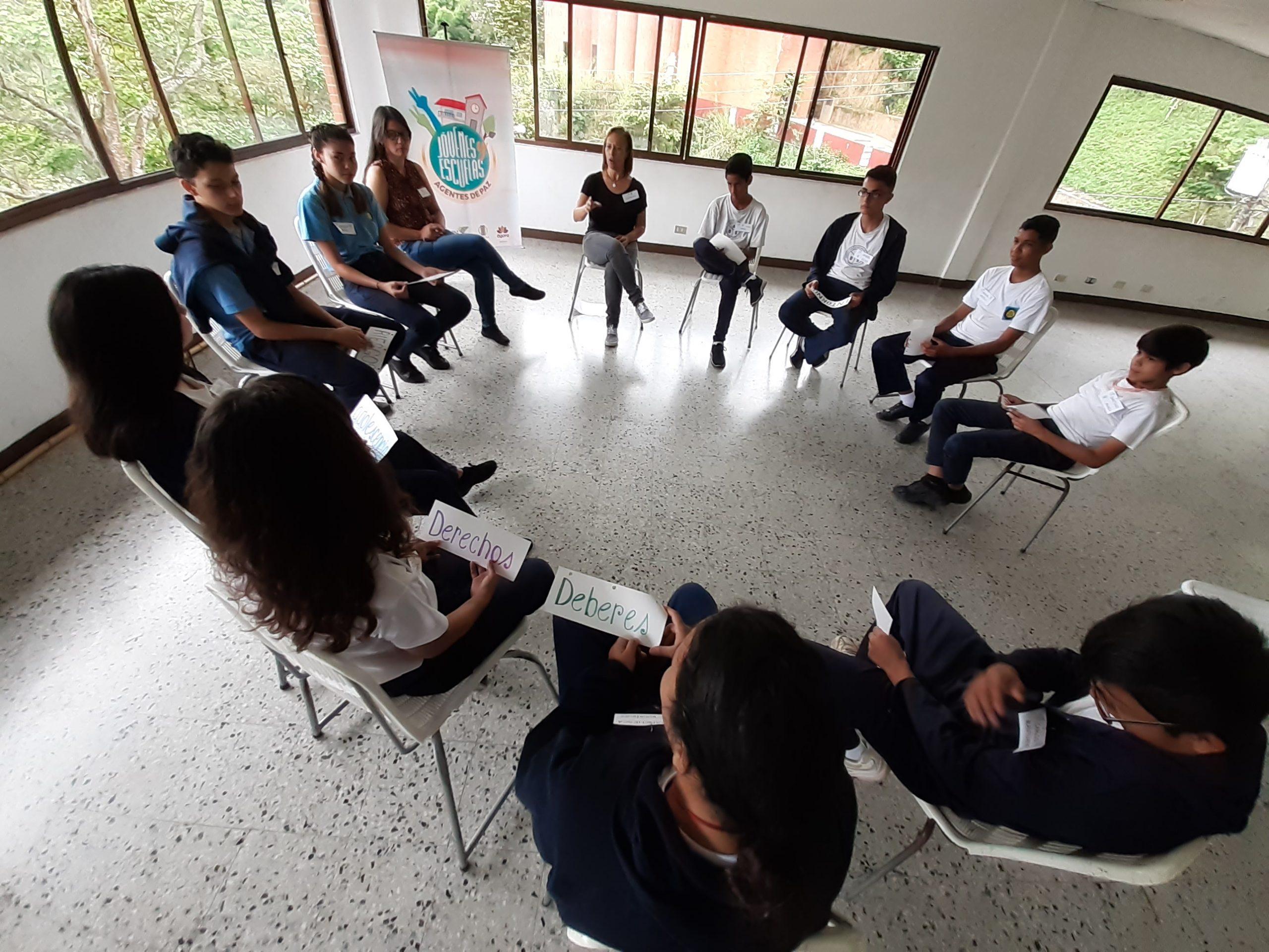 El Adolescente Y Su Entorno: Factores De Riesgo Y Protección