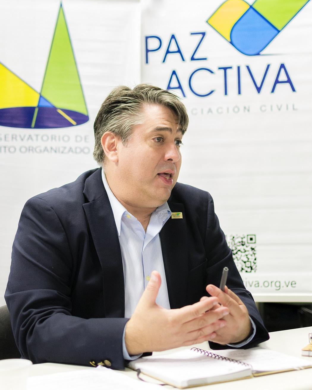 """Luis Cedeño: """"El Déficit De Oportunidades Ha Colocado A Muchos Jóvenes En Riesgo De Entrar En Patrones De Violencia"""""""