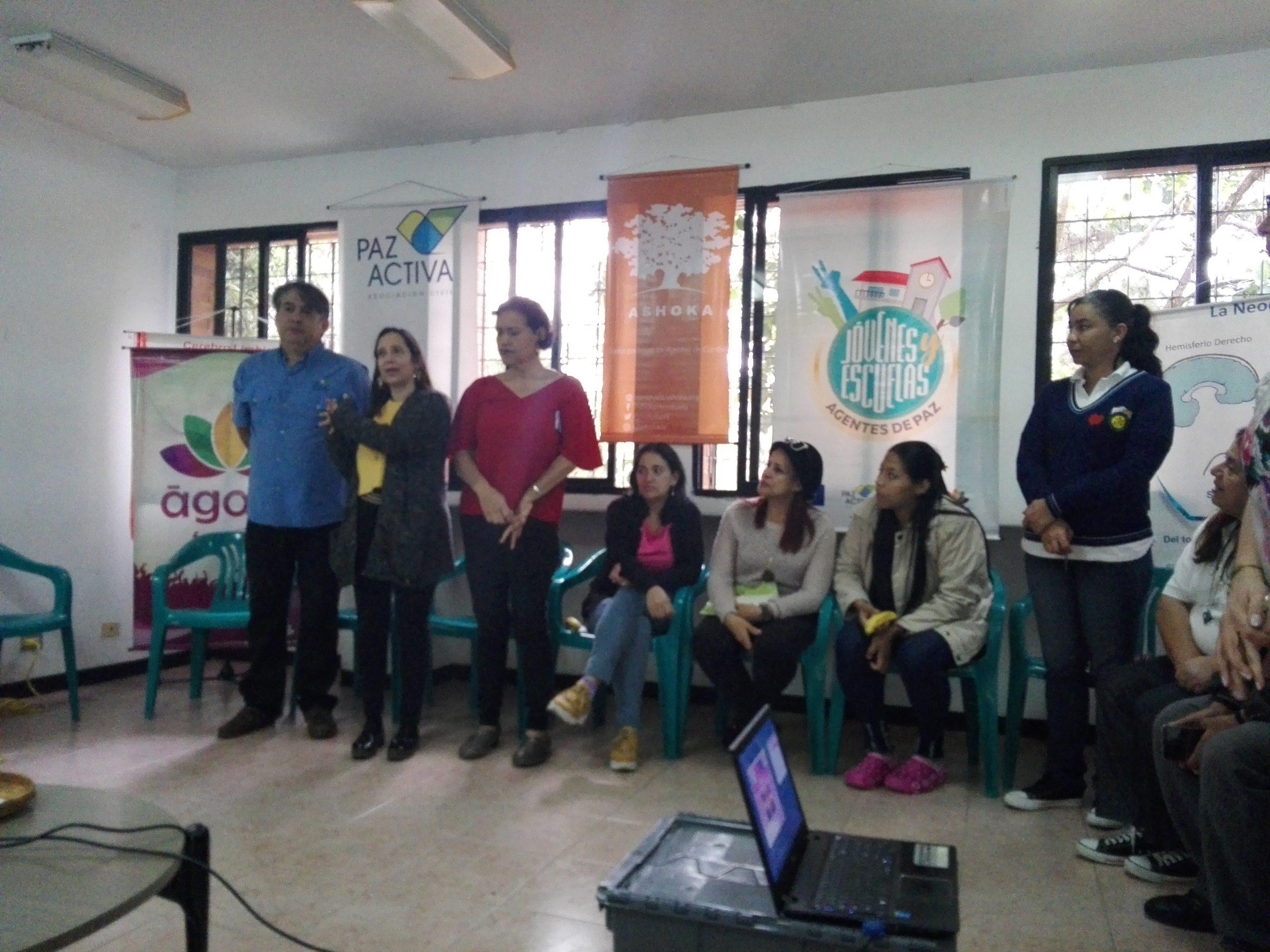 Paz Activa Inició Talleres Sobre «Empatía Y Prevención De Violencia»