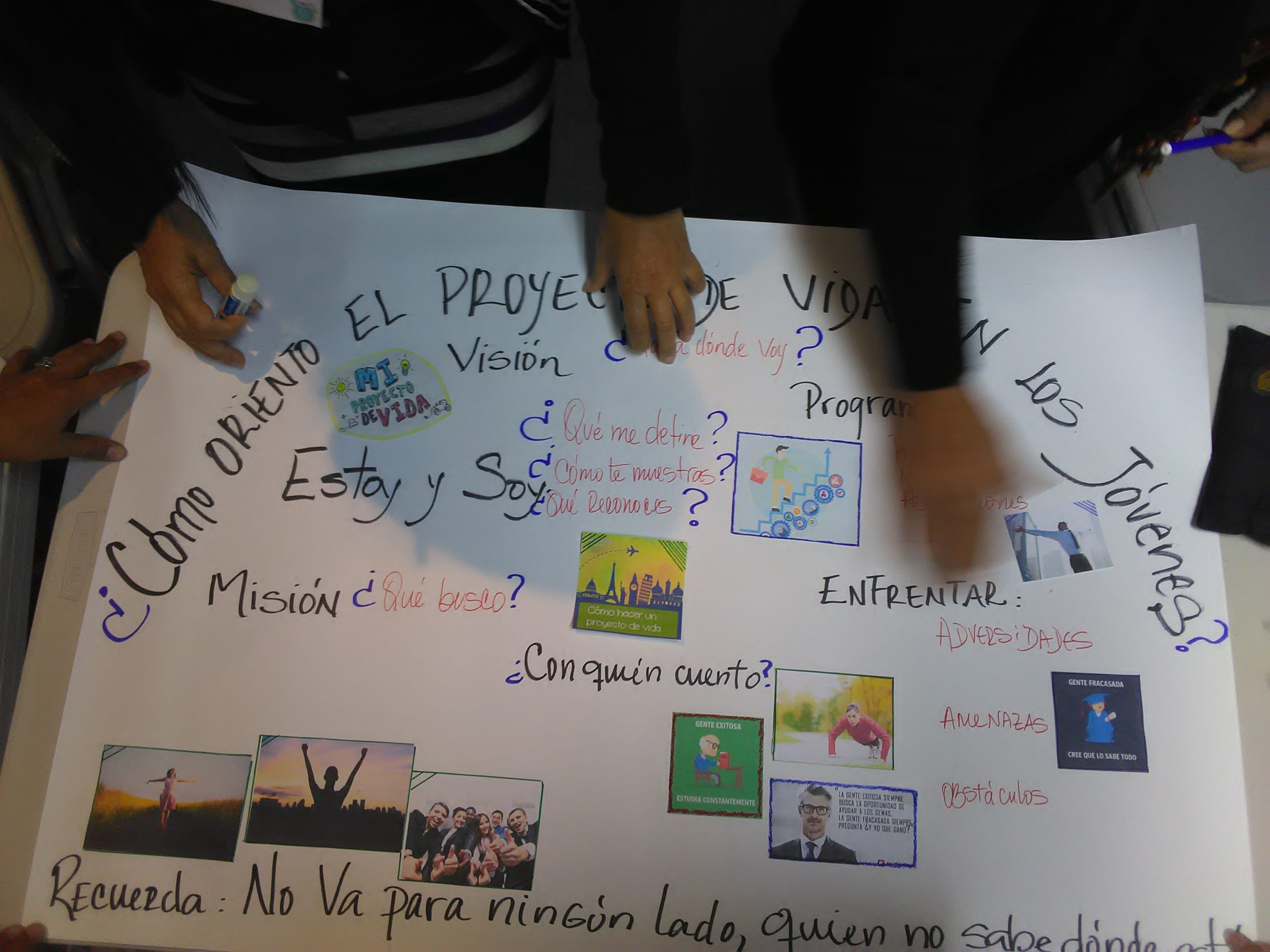 Paz Activa Capacitó A Orientadores Para Guiar En Proyectos De Vida