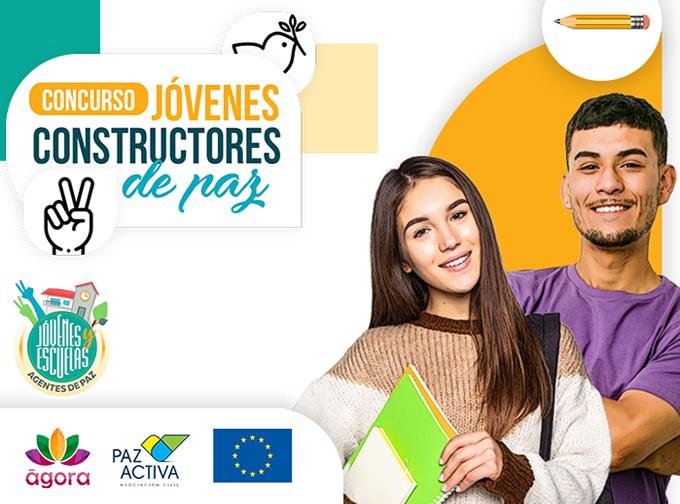 Concurso  «Jóvenes Constructores De Paz» Un Camino Para Abrir Experiencias Transformadoras Y Promover La Sana Convivencia