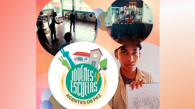 120 Jóvenes Capacitados Para Construir Una Venezuela Productiva Y Sin Violencia