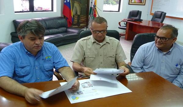 Alcaldía De San Cristóbal Y Paz Activa Firman Convenio De Colaboración