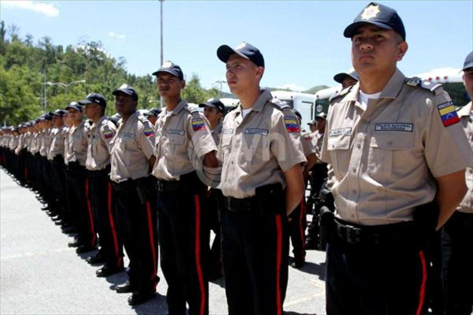 Resultado de imagen para policias de venezuela