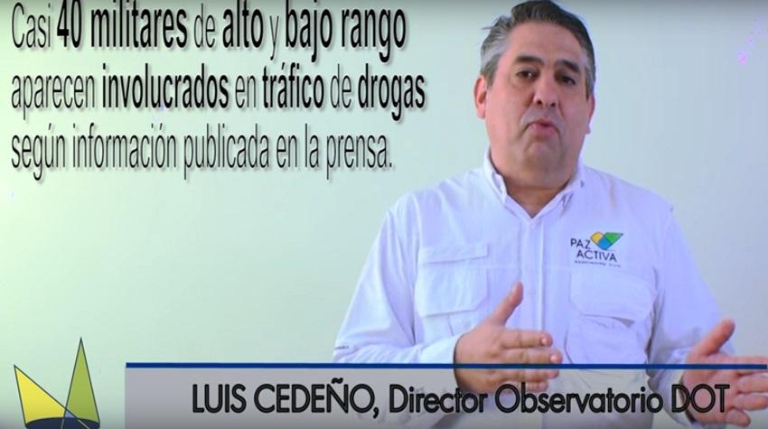 Editorial – Militares Y El Tráfico De Drogas En Venezuela