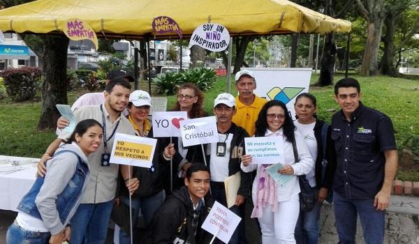 """Concurrido Volanteo Para Dar A Conocer La """"Ordenanza De Convivencia Ciudadana Y Sanción De Infracciones Menores"""""""