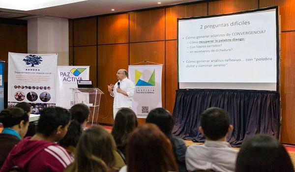 ES.PE.RE: Un Encuentro Para El Perdón Y La Reconciliación