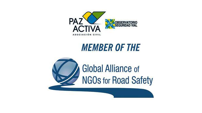 Paz Activa Y OSV Miembro De Global Alliance