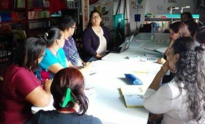 Trabajo En Equipo Garantiza Avance Del Proyecto Que Adelanta Paz Activa En Escuelas De Caracas Y Miranda