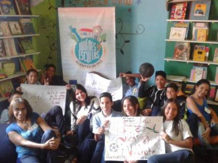 120 Adolescentes Del Proyecto Jóvenes Y Agentes De Paz Iniciarán Formación En Artes Y Oficios