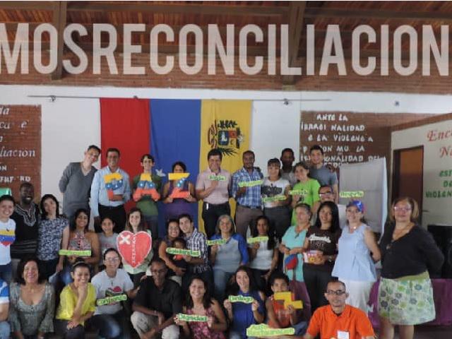 Paz Activa Desarrollará Proyecto Dedicado A Los DdHh Y Libertades Fundamentales Auspiciado Por La Embajada De Francia En Venezuela