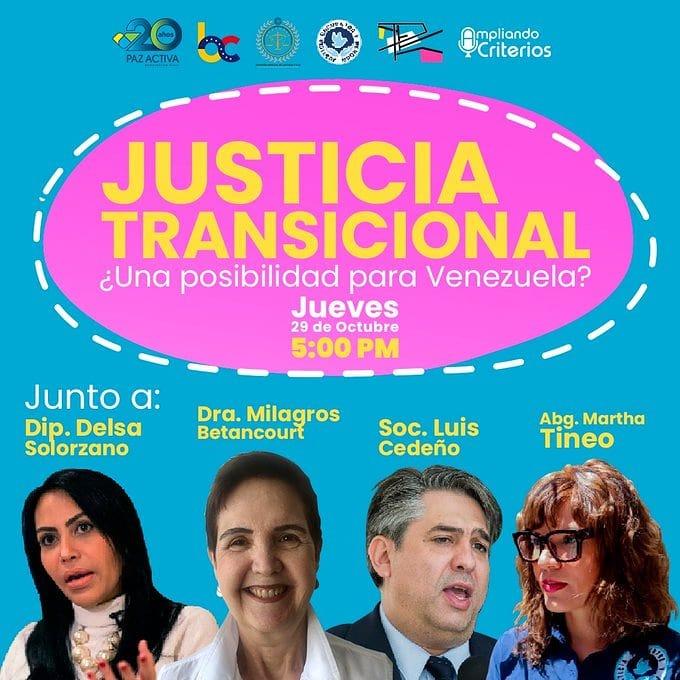 """Luis Cedeño :  """"Necesitamos Un Sistema De Justicia Más Expedito Que De Respuestas A Las Víctimas"""""""
