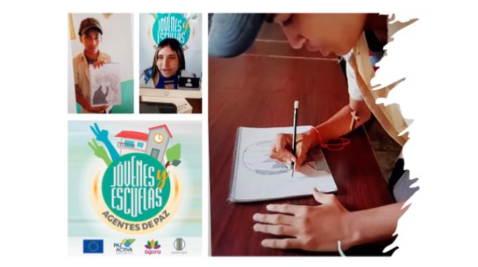 """Concluye Con éxito Proyecto """"Jóvenes Y Escuelas, Agentes De Paz"""",  Con 104 Jóvenes Formados Y Certificados En Artes Y Oficios"""
