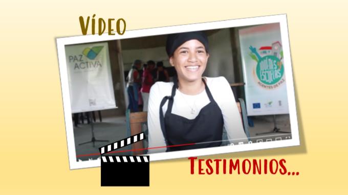 """VÍDEO > Vivencias Transformadoras – """"Jóvenes Y Escuelas, Agentes De Paz"""""""
